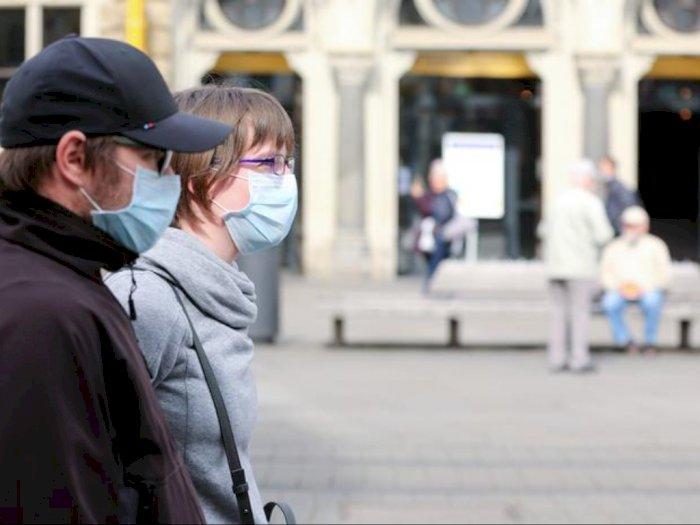 Update Virus Corona Dunia: 110 Juta Orang Terinfeksi Covid-19