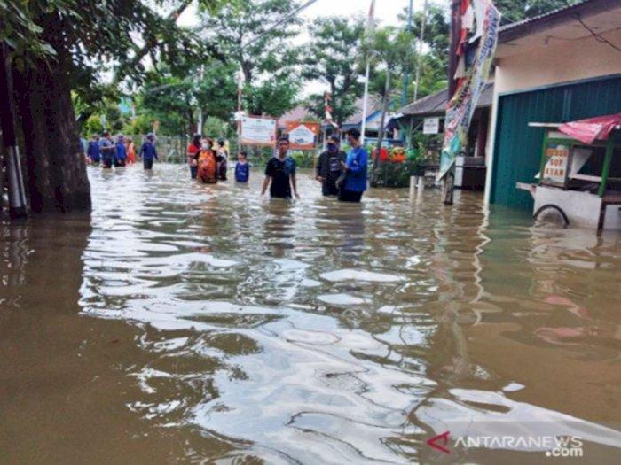 UPDATE Banjir Jakarta, Anies Baswedan Ungkap Masih Terdapat 17 RW yang Terendam Banjir