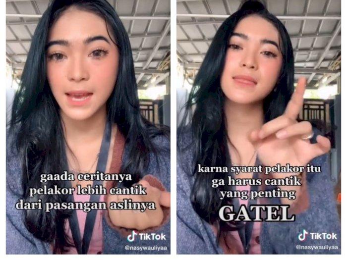 Wanita Cantik  Ini Beberkan Syarat Jadi Pelakor, Netizen: Teruntuk Nissa Sabyan