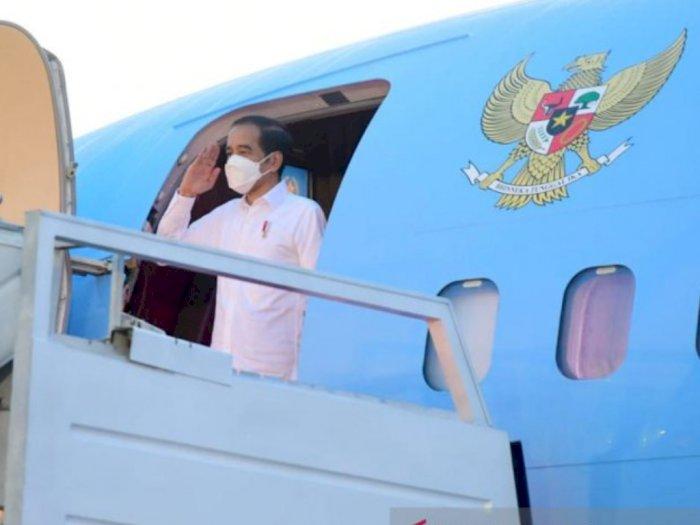 Presiden Jokowi Terbang ke NTT, Tinjau Lumbung Pangan dan Bendungan Napun Gete