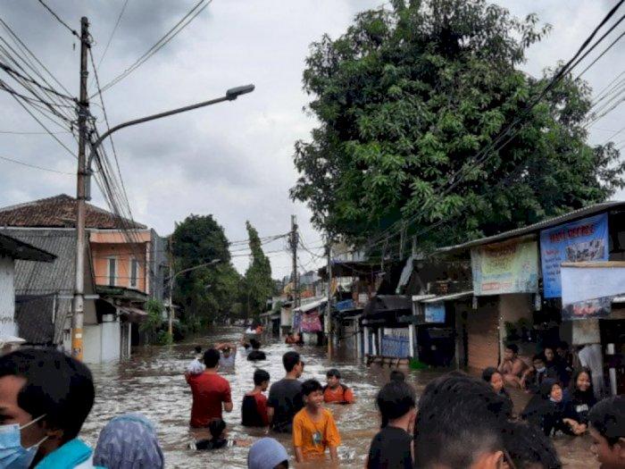 Tangani Banjir, Ketua DPRD DKI Minta Anak Buah Anies Turun Langsung ke Lapangan