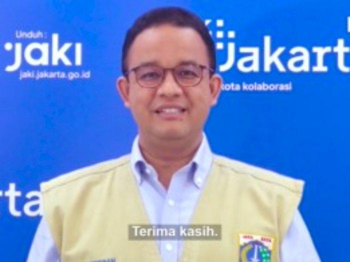 Genangan dan Banjir Sudah Teratasi, Anies Baswedan: Semoga Allah Merahmati Kota Jakarta
