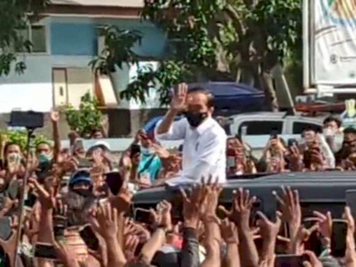 PAN Harap Tak Ada Lagi Peristiwa Kerumunan saat Presiden Jokowi Melakukan Kunjungan