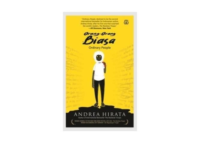 Orang-Orang Biasa - Andrea Hirata | Foto: goodreads.com