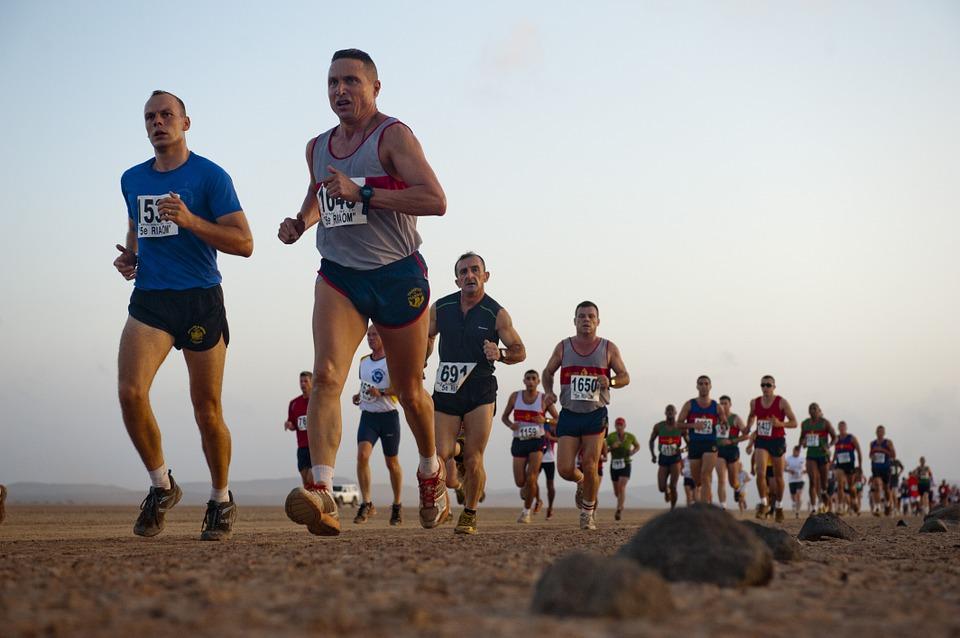 Kemampuan manusia berlari