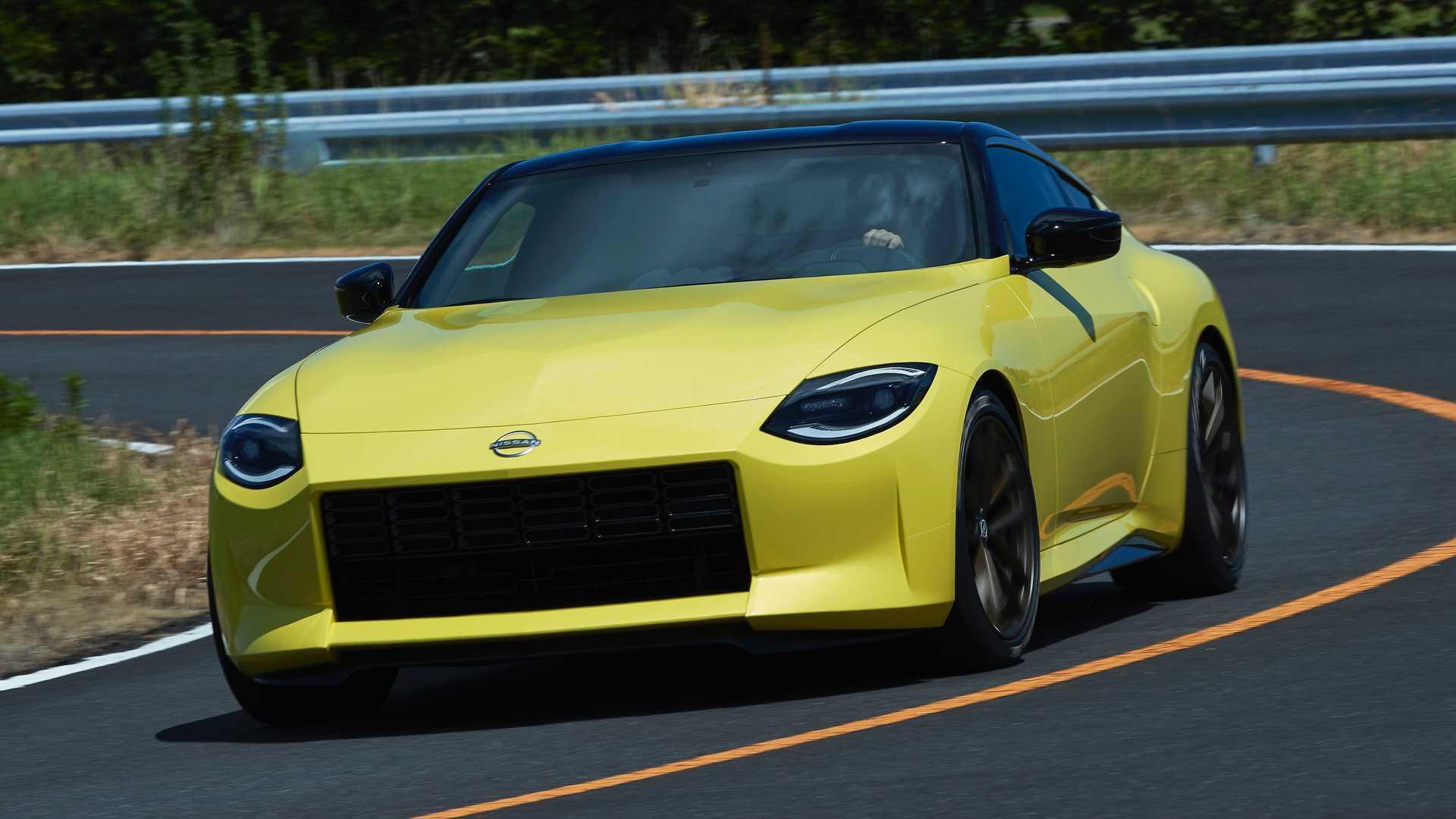 Nissan Z Proto (Motor1)