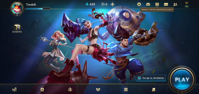 View League Of Legends Wild Rift Closed Beta Test Pictures