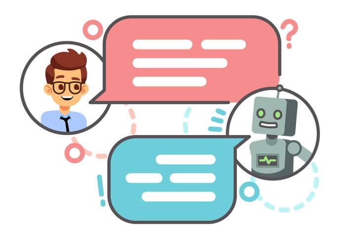 jenis tren digital marketing terbaru 2020 melalui Chatbots