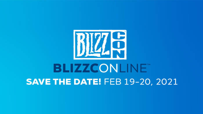 Pengumuman event BlizzCon Online 2021