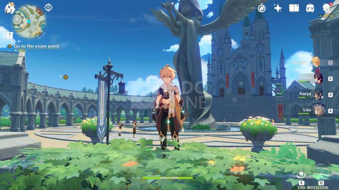 Review Genshin Impact Game Open World Rpg Terbaru Buatan Mihoyo Indozone Id