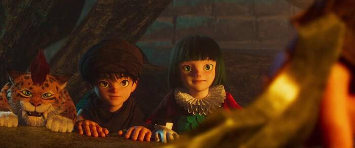Dragon Quest: Your Story (2019). (Toho Company)