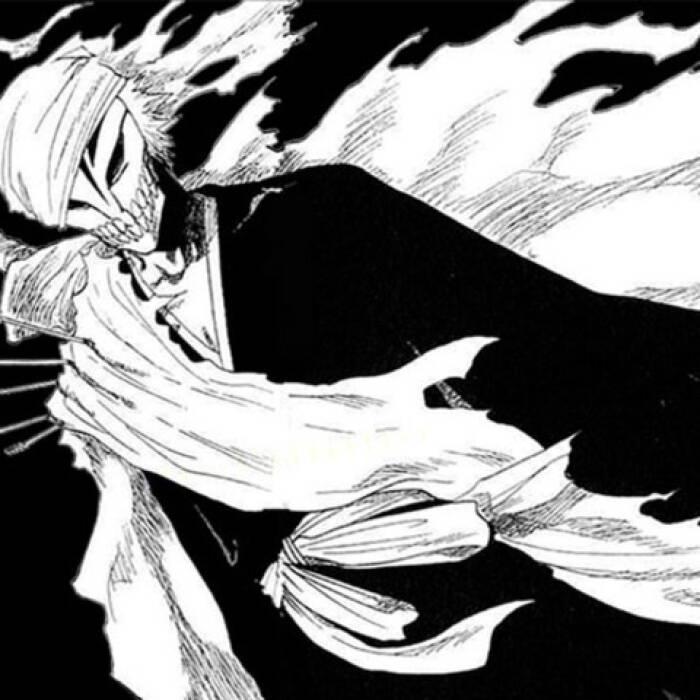 Ilustrasi Shinigami, dewa Kematikan / grim reaper versi Jepang