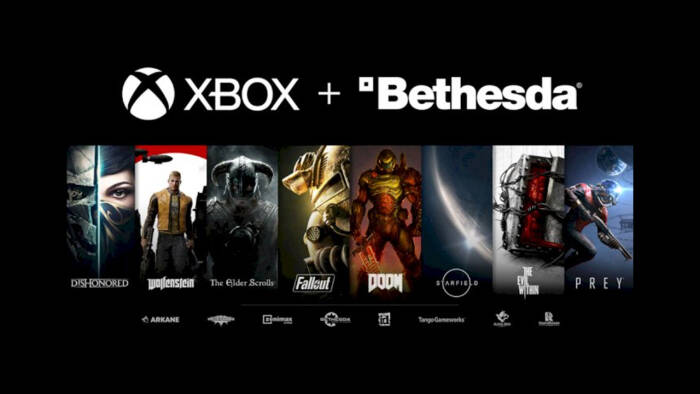 Beberapa franchise game terkenal milik anak perusahaan ZeniMax Media