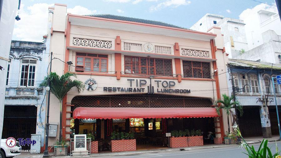 sejarah tip top medan restaurant toko roti legendaris di medan
