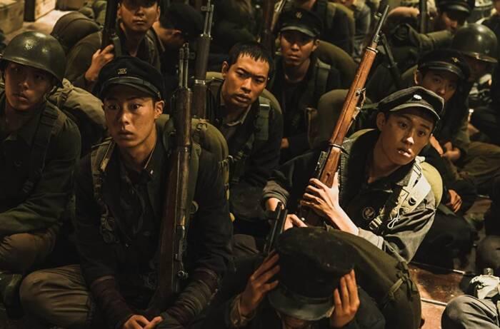 The Battle of Jangsari (2019). ( Warner Bros. )