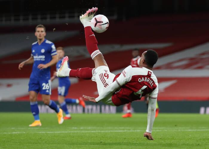 Gabriel dari Arsenal