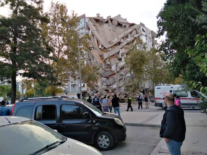 Gempa Bumi, Turki, Yunani