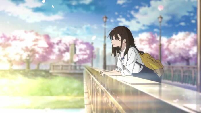 I Want to Eat Your Pancreas (2018). (Aniplex)
