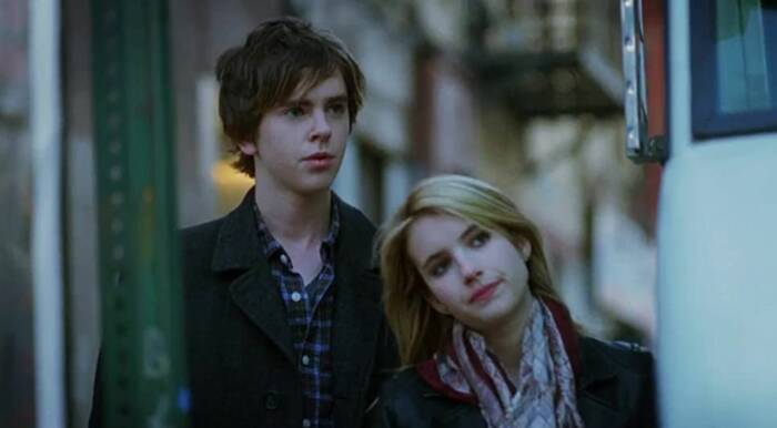 The Art of Getting By (2011). (Goldcrest Pictures)