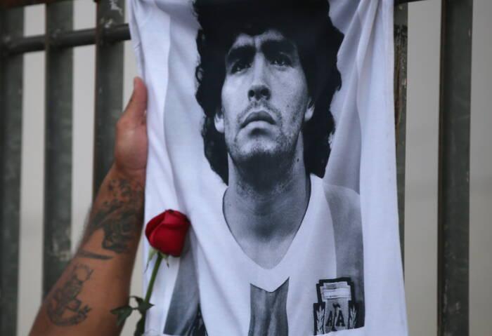 Diego Maradona (REUTERS/BUENOS AIRES)