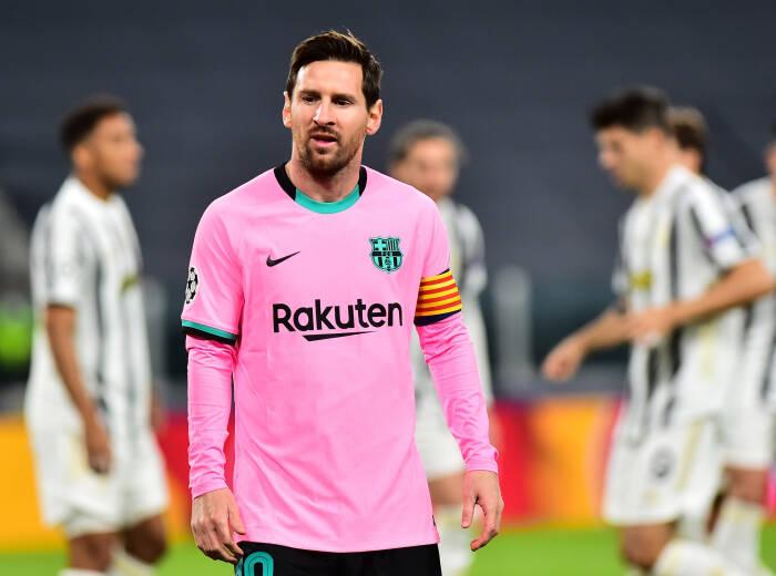 Lionel Messi (REUTERS/MASSIMO PINCA)