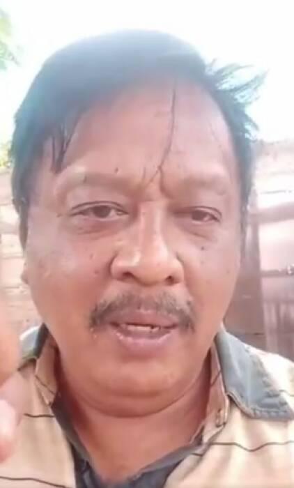 Pria mengaku polisi hendak sembelih Rizieq Shihab