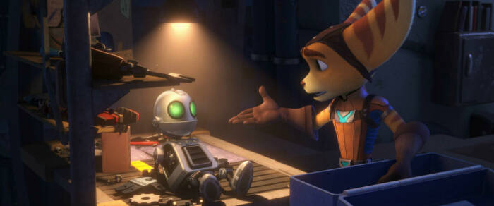 Ratchet and Clank (2016). (Focus Features)