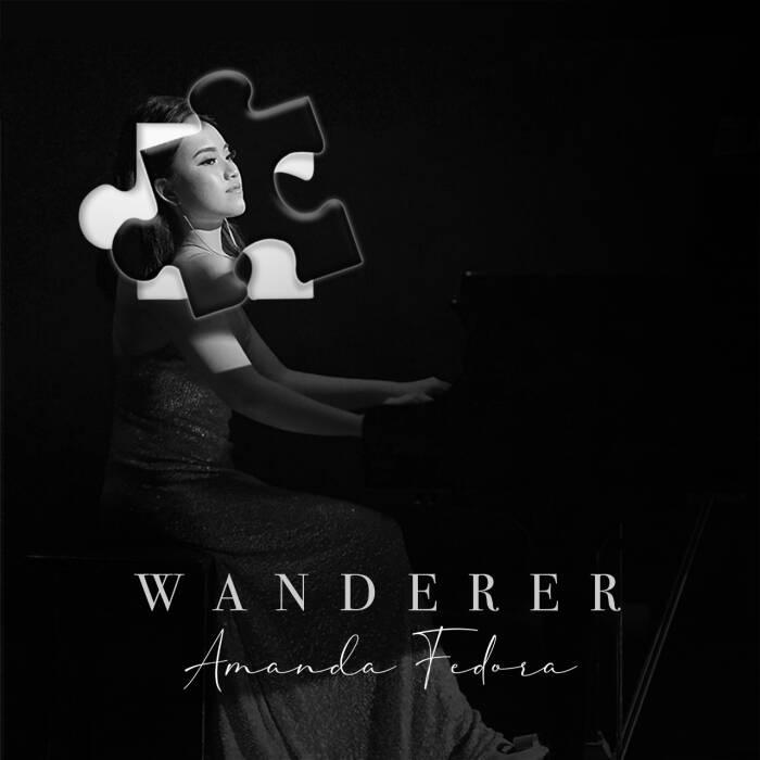 Art single Wanderer dari Amanda Fedora.