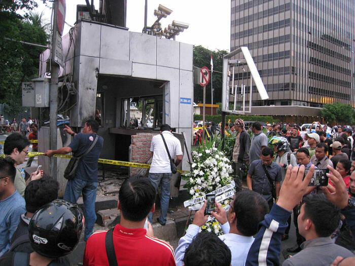 Mengenanng bom Sarinah Jakarta pada 14 Januari 2016 lalu.