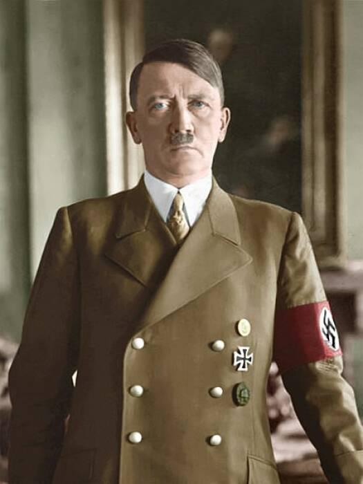 Adolf Hitler. (