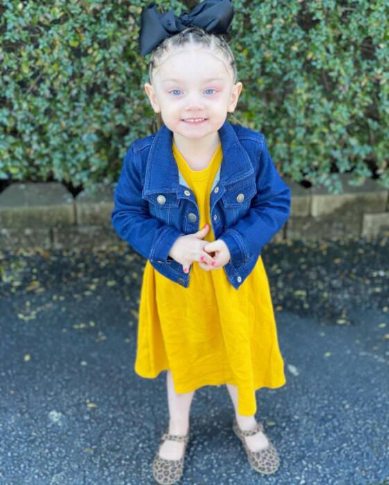 Victoria Rose Smith, bocah 3 tahun yang tewas diduga di bunuh