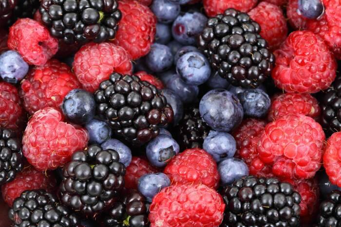 Berries (Pexels)