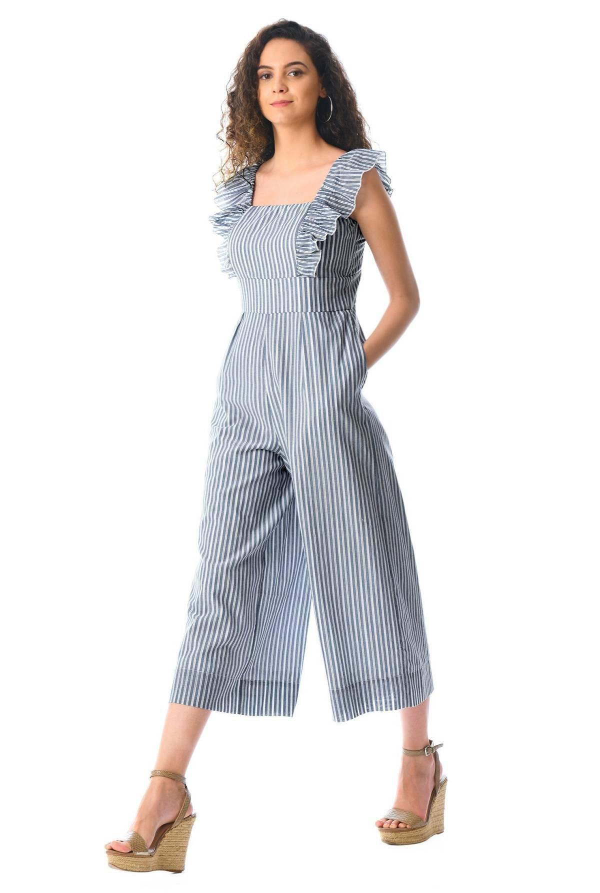 3 Model Jumpsuit yang Bikin Penampilan Makin Fashionable