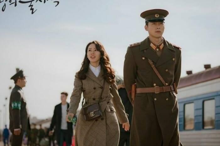 hyun bin dan son ye jin jadi bintang iklan bareng