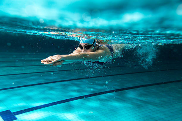 berenang - badan pegal pegal