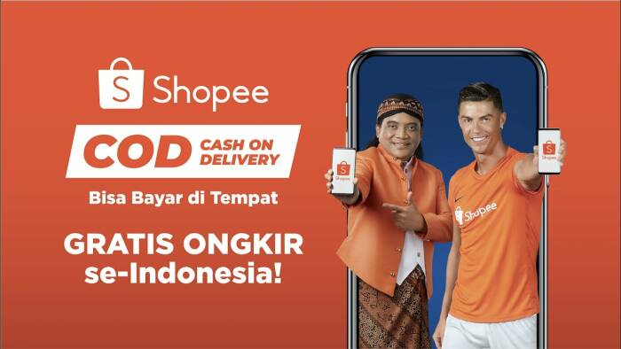 Promo Shopee Cash on Delivery